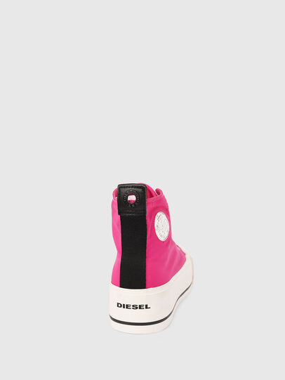 Diesel - S-ASTICO MC WEDGE, Rosa - Sneakers - Image 5
