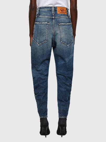 Diesel - D-Plata 09A54, Blu medio - Jeans - Image 2