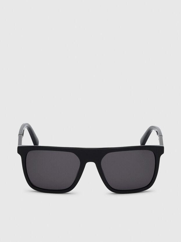 DL0299, Schwarz/Grau - Sonnenbrille