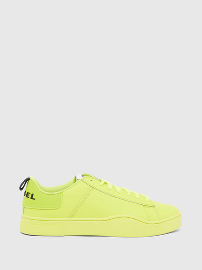 Diesel - S-CLEVER LOW LACE, Gelb - Sneakers - Image 1