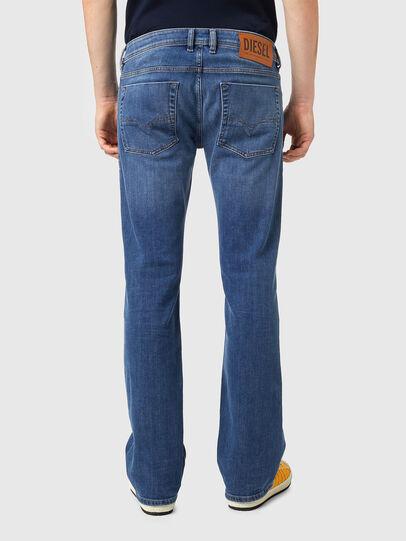 Diesel - Zatiny 09A80, Bleu moyen - Jeans - Image 2
