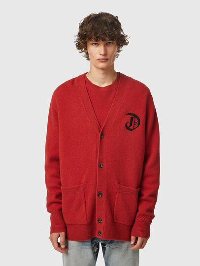 Diesel - K-CARY, Marron - Pull Maille - Image 1