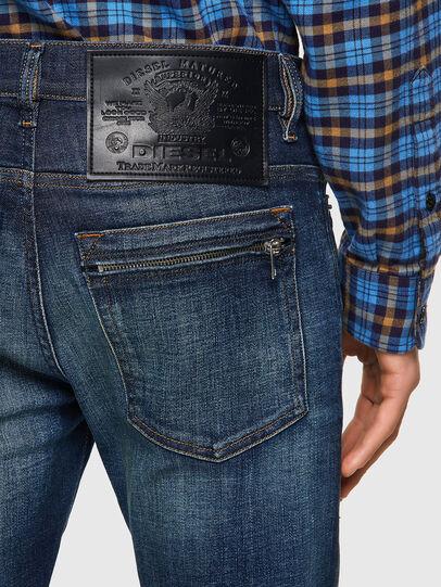Diesel - D-Amny 09A27, Blu Scuro - Jeans - Image 3