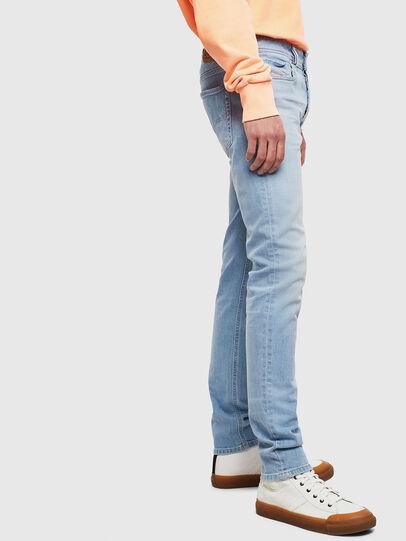 Diesel - Sleenker 009BJ, Hellblau - Jeans - Image 5