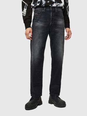 D-Macs 0097S, Schwarz/Dunkelgrau - Jeans