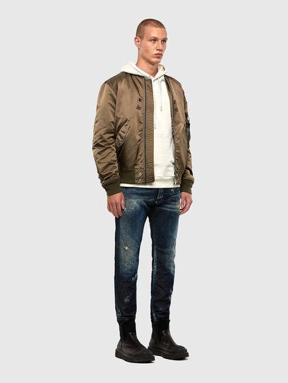 Diesel - Thommer JoggJeans® 009KI, Dunkelblau - Jeans - Image 6
