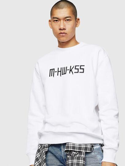 Diesel - S-LINK-MOHAWK,  - Sweatshirts - Image 1