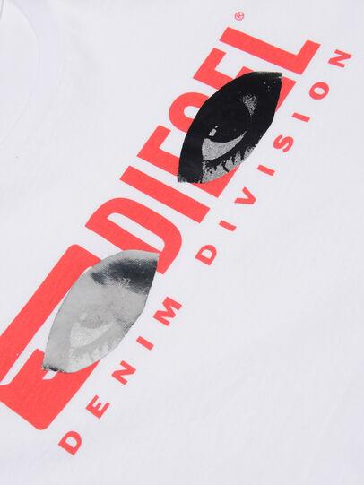 Diesel - TSILYYD, Weiß - T-Shirts und Tops - Image 3
