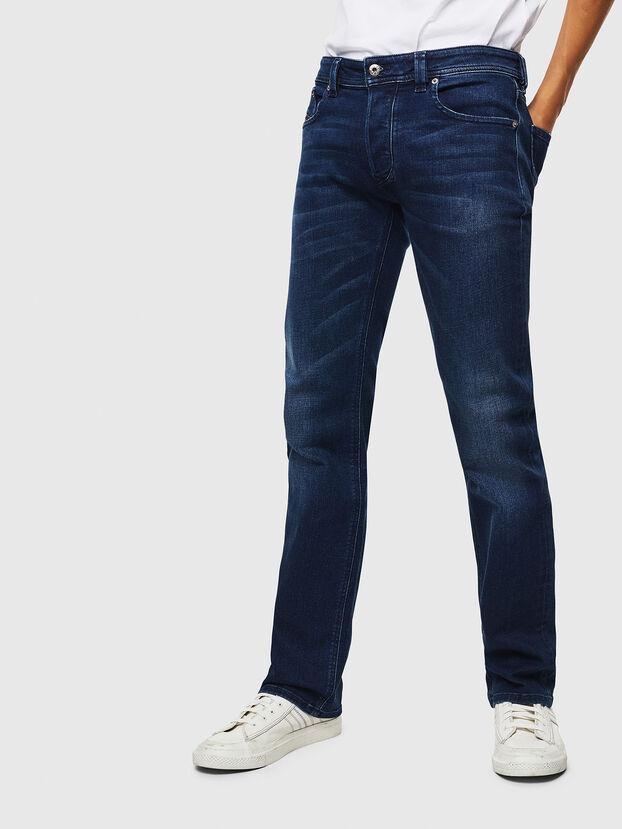 Larkee C870F, Dunkelblau - Jeans