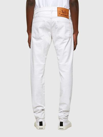 Diesel - D-Strukt 003AF, Bianco - Jeans - Image 2