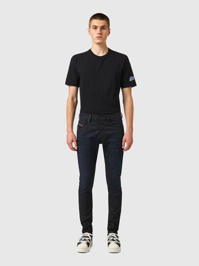 Diesel - D-Strukt JoggJeans® 069XN, Nero/Grigio scuro - Jeans - Image 5
