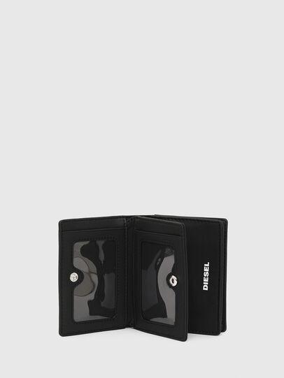 Diesel - CARDA, Schwarz/Weiß - Kartenetuis - Image 4