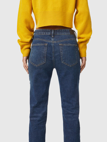 Diesel - D-Joy 009NV, Blu Scuro - Jeans - Image 4