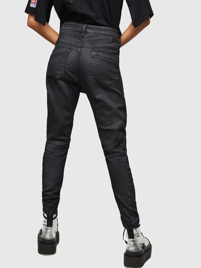 Diesel - Fayza JoggJeans 069GP, Schwarz/Dunkelgrau - Jeans - Image 2