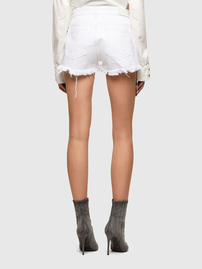 Diesel - DE-RIFTY, Blanc - Shorts - Image 2