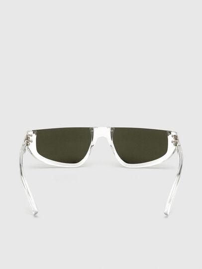 Diesel - DL0315, Weiß - Sonnenbrille - Image 4