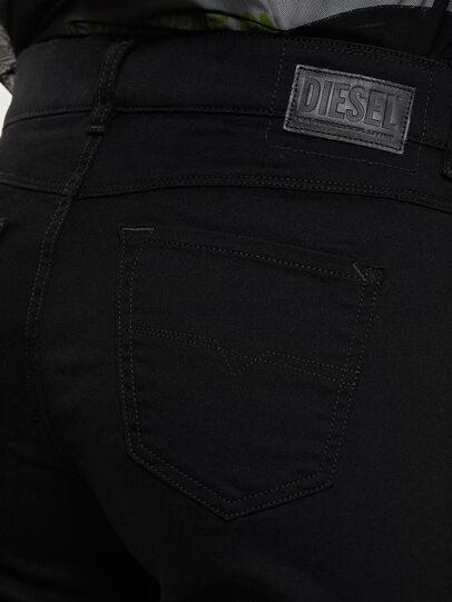 Diesel - Sandy 069EI, Schwarz/Dunkelgrau - Jeans - Image 4