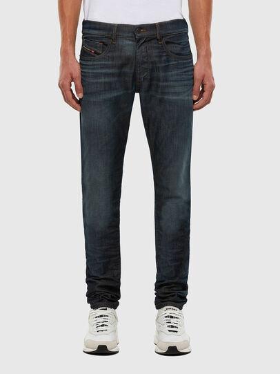 Diesel - D-Strukt JoggJeans® 009KJ, Dunkelblau - Jeans - Image 1
