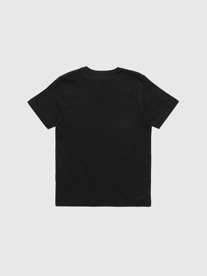 Diesel - TDIEGOA4, Schwarz - T-Shirts und Tops - Image 2