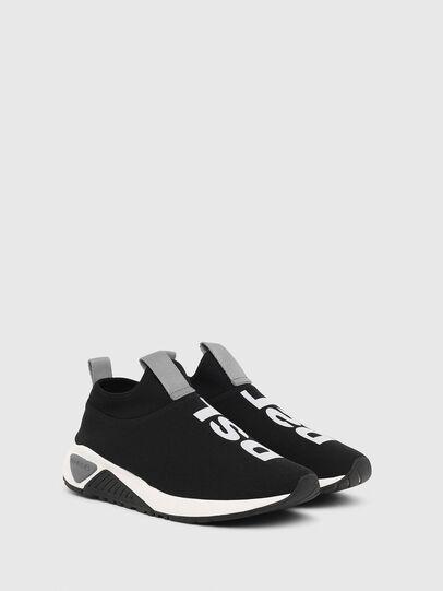 Diesel - S-KB SL II, Schwarz/Grau - Sneakers - Image 2