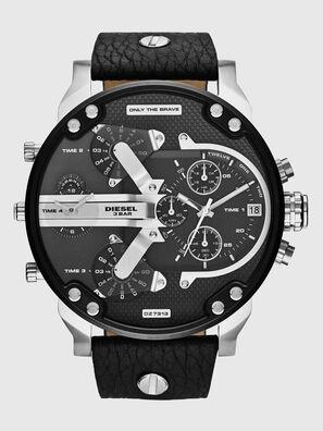 DZ7313 MR. DADDY 2.0, Schwarz - Uhren