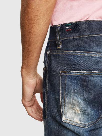 Diesel - D-Strukt 009BH, Dunkelblau - Jeans - Image 5