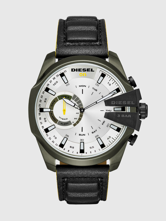 Diesel DT1012, Schwarz - Smartwatches - Image 2