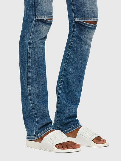 Diesel - Slandy-B 009PT, Blu Chiaro - Jeans - Image 5