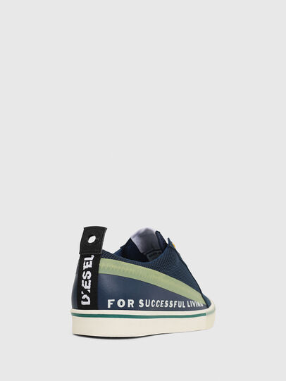 Diesel - S-DVELOWS LOW, Bunt/Blau - Sneakers - Image 4