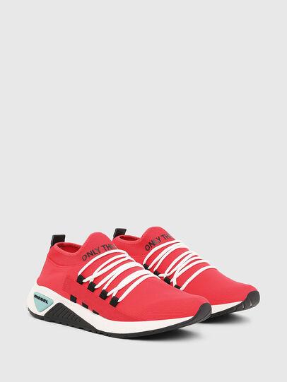 Diesel - S-KB SLG, Rot - Sneakers - Image 2