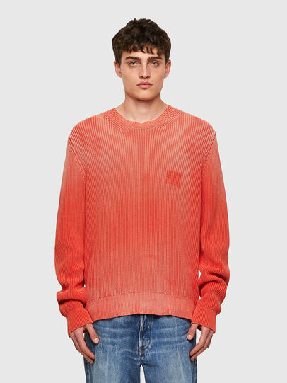 Diesel - K-KENTUCKY, Orange - Strickwaren - Image 1
