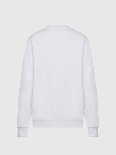Diesel - F-ANG-CUTY, White - Sweaters - Image 2
