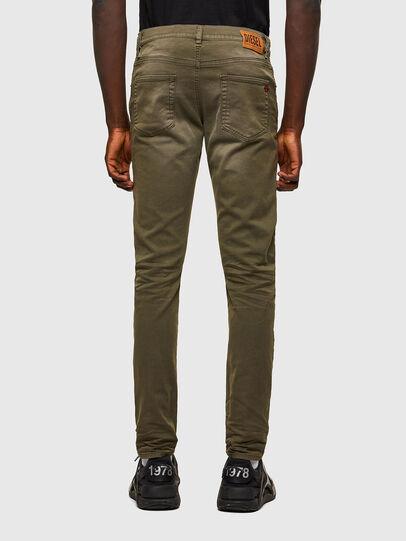 Diesel - D-Strukt JoggJeans® 0670M, Verde Militare - Jeans - Image 2