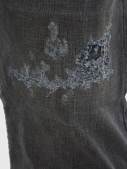 Diesel - KROOLEY JoggJeans® 009LB, Schwarz/Dunkelgrau - Jeans - Image 3