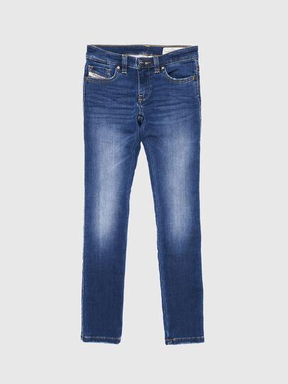 Diesel - SKINZEE-LOW-J-N JOGGJEANS, Jeansblau - Jeans - Image 1