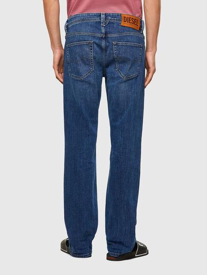 Diesel - Larkee 09A80, Blu medio - Jeans - Image 2