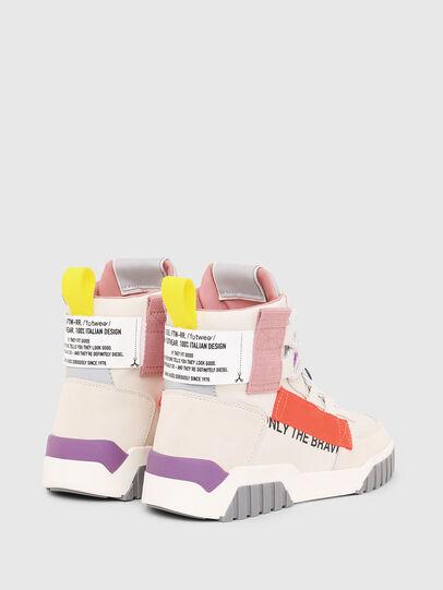 Diesel - S-RUA MID SP W, Weiß - Sneakers - Image 3