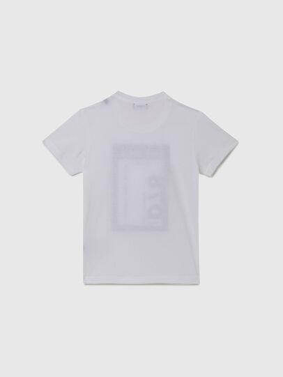 Diesel - TFULL78, Weiß - T-Shirts und Tops - Image 2