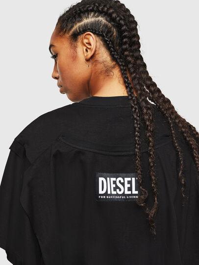 Diesel - T-AMELIA, Schwarz - Oberteile - Image 3