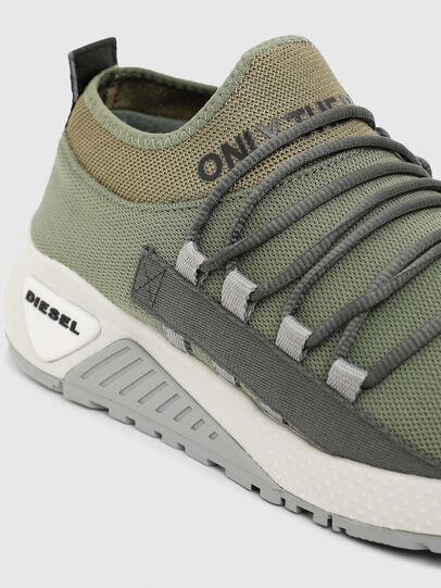 Diesel - S-KB SLG, Olivgrün - Sneakers - Image 4