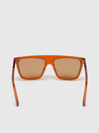 Diesel - DL0323, Orange - Sonnenbrille - Image 4
