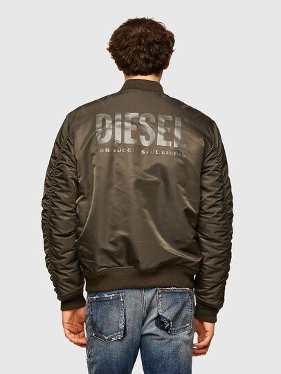 Diesel - J-ROSS-REV, Brown - Jackets - Image 2