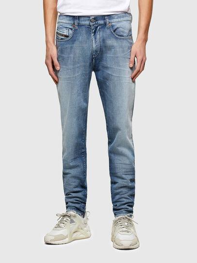 Diesel - D-Strukt 009NS, Bleu Clair - Jeans - Image 1