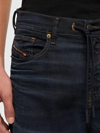 Diesel - D-Vider JoggJeans 069QF, Dunkelblau - Jeans - Image 4