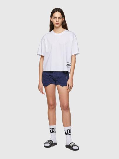 Diesel - T-BOWBOW, Blanc - T-Shirts - Image 5