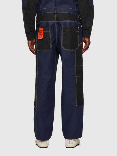 Diesel - D-Franky JoggJeans® 0EEAW, Bleu Foncé - Jeans - Image 2