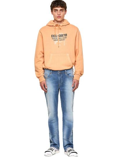 Diesel - D-Mihtry 009NF, Hellblau - Jeans - Image 5