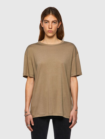 Diesel - T-ENKA-C.C, Hellbraun - T-Shirts - Image 1