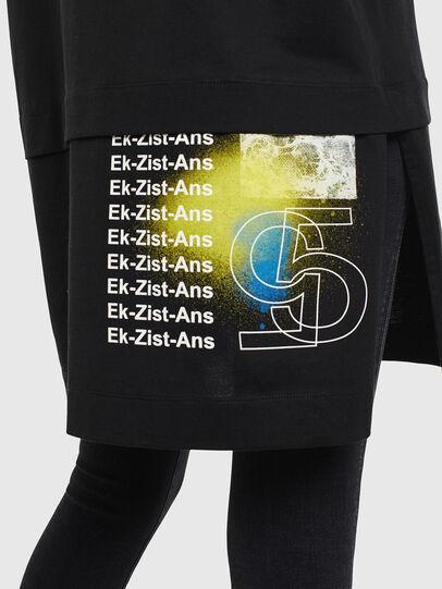 Diesel - T-SHALIE, Schwarz - T-Shirts - Image 3