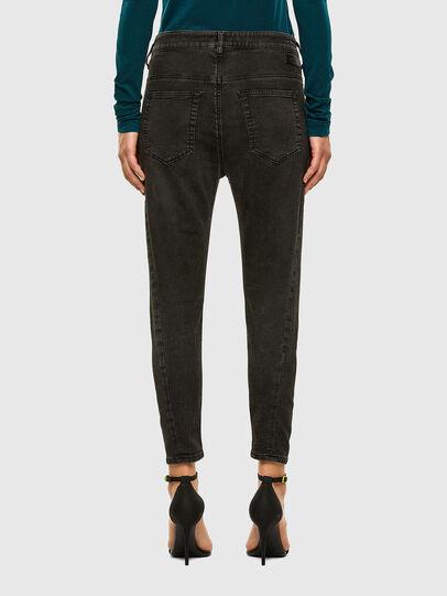Diesel - FAYZA JoggJeans® 009HM, Schwarz/Dunkelgrau - Jeans - Image 2
